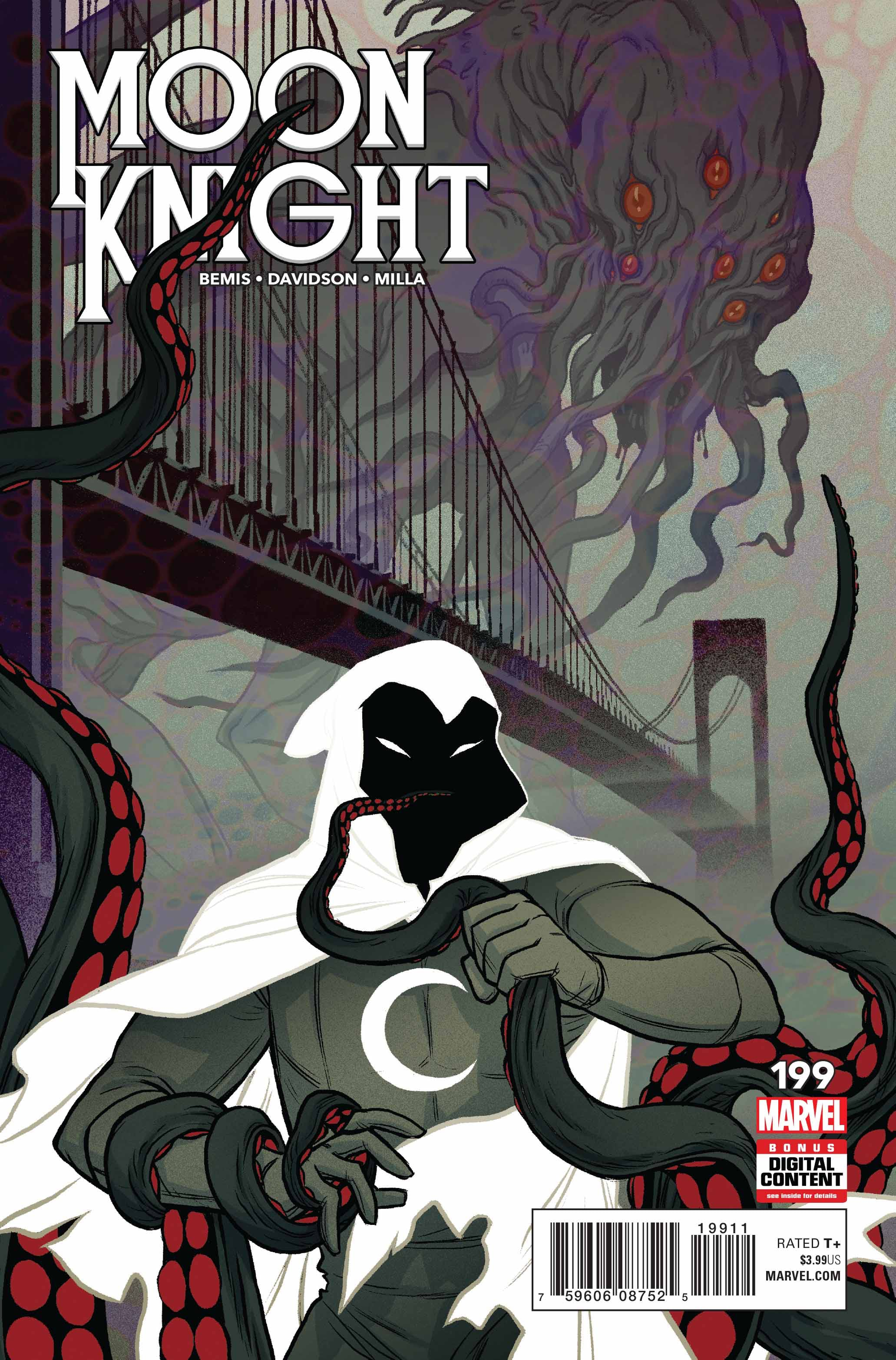 Moon Knight Vol 1 199