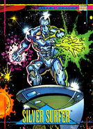 Norrin Radd (Earth-616) from Marvel Universe Cards Series IV 0001