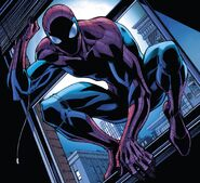 Peter Parker (Earth-616) from Amazing Spider-Man Vol 5 25 001