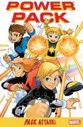 Power Pack TPB Vol 3 1 Pack Attack!