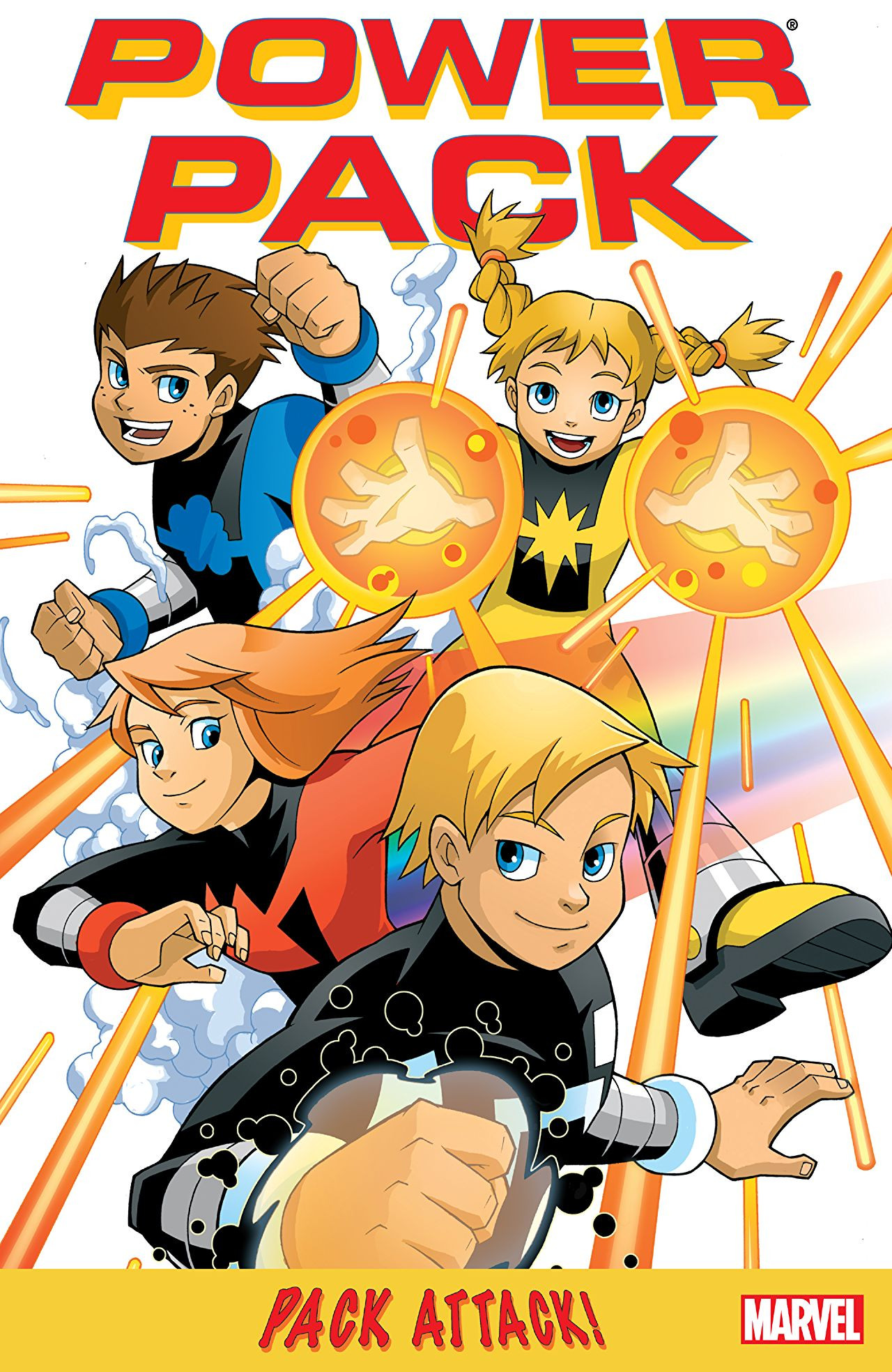 Power Pack TPB Vol 3 1: Pack Attack!