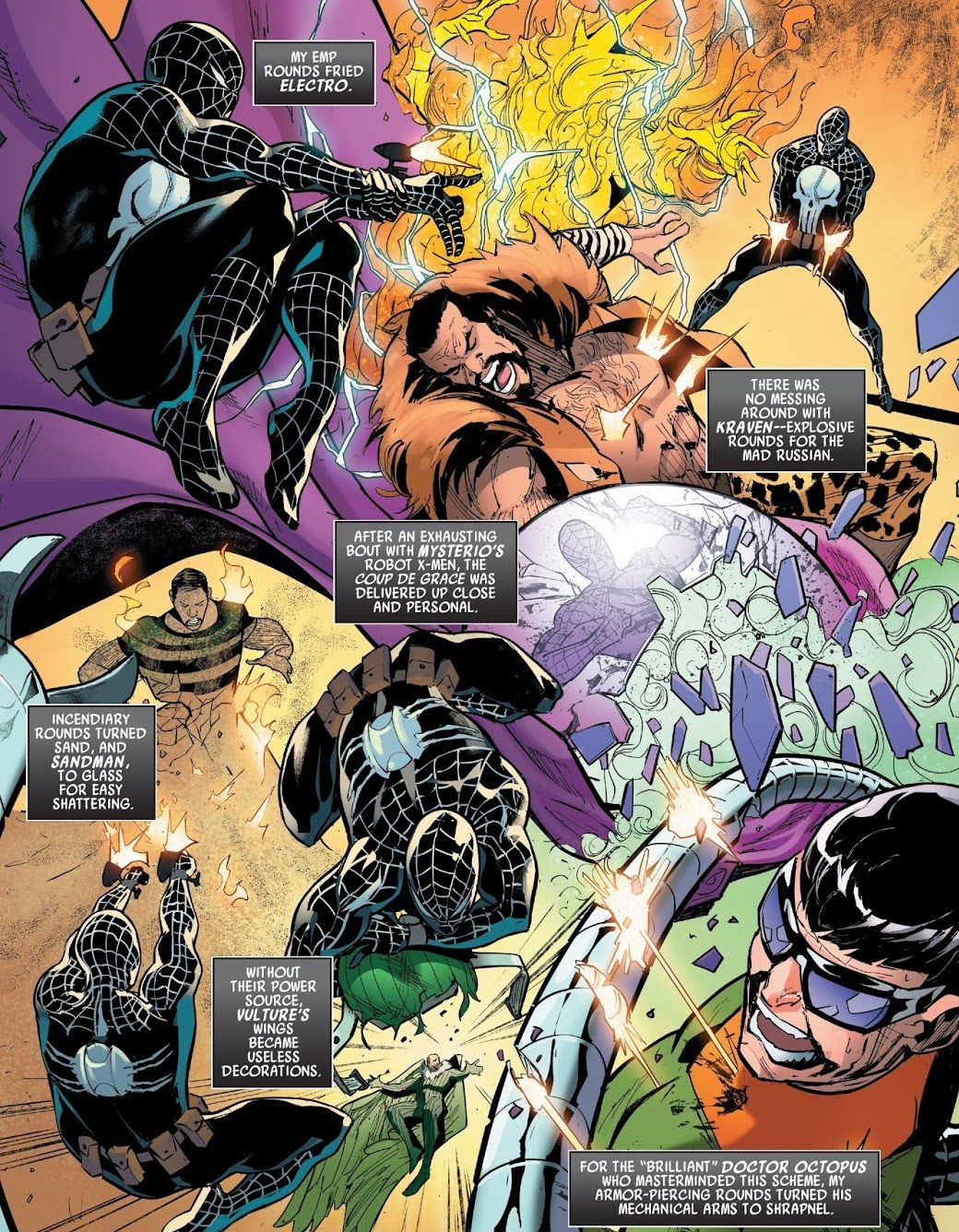 Sinister Six (Earth-71928)