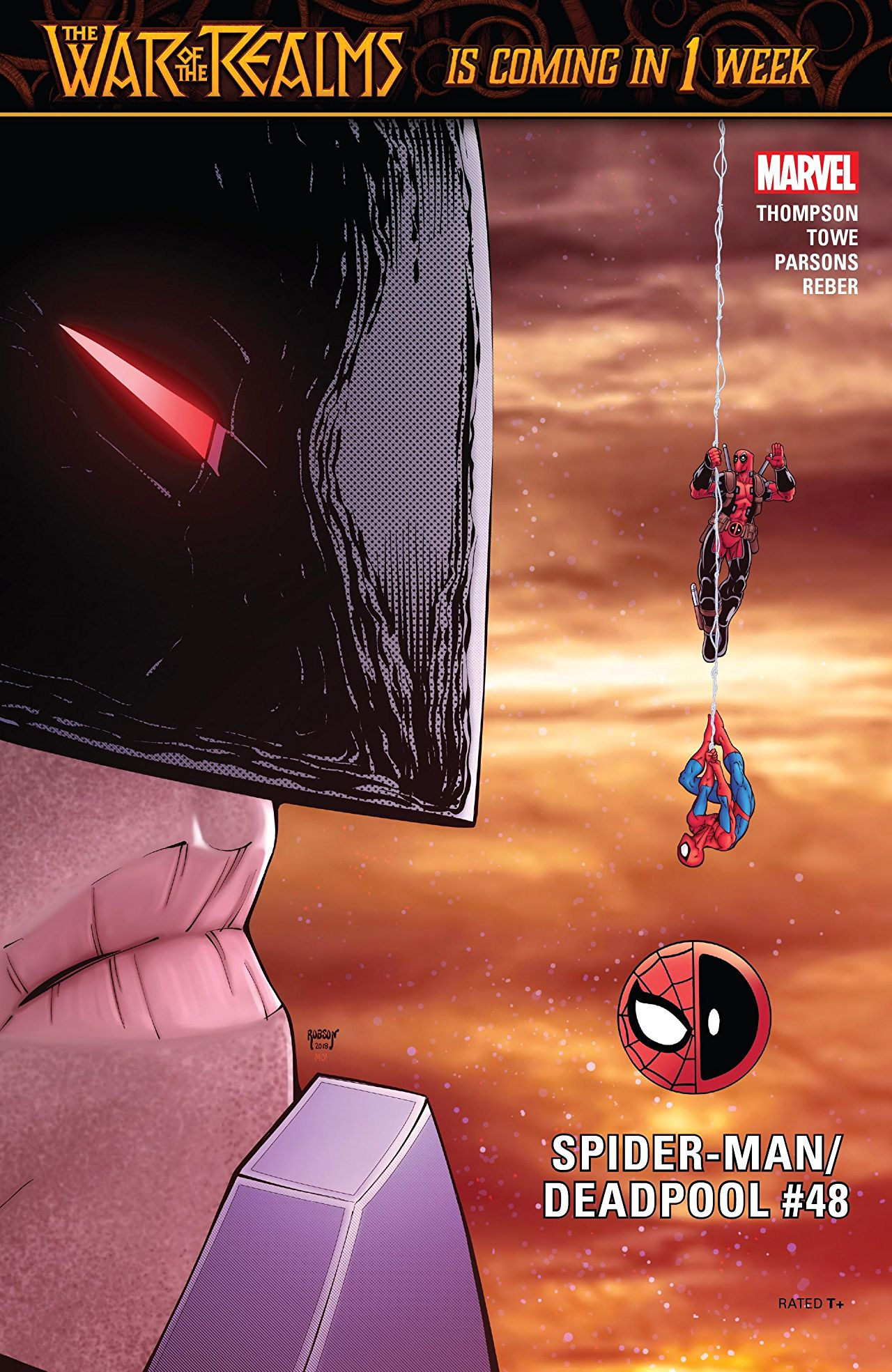 Spider-Man/Deadpool Vol 1 48
