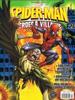 Spider-Man Heroes & Villains Collection Vol 1 20