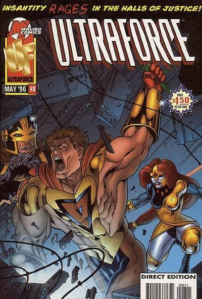UltraForce Vol 2 8