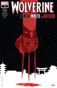 Wolverine Black, White & Blood Vol 1 3