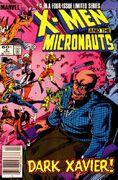 X-Men and the Micronauts Vol 1 4