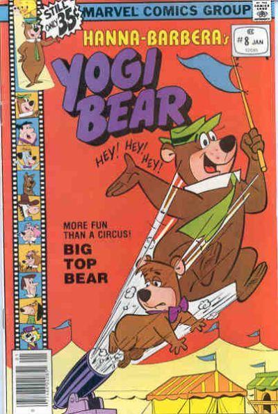 Yogi Bear Vol 1 8