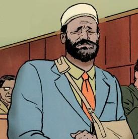 Ahmed Jobrani (Earth-616)