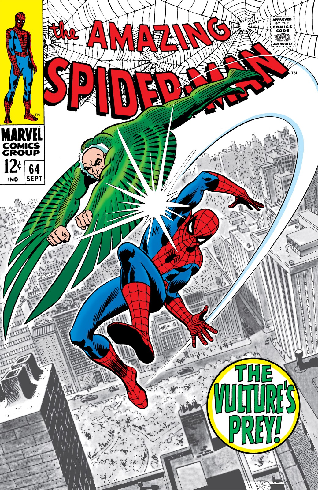 Amazing Spider-Man Vol 1 64