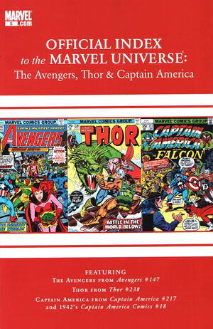 Avengers, Thor & Captain America Official Index to the Marvel Universe Vol 1 5.jpg