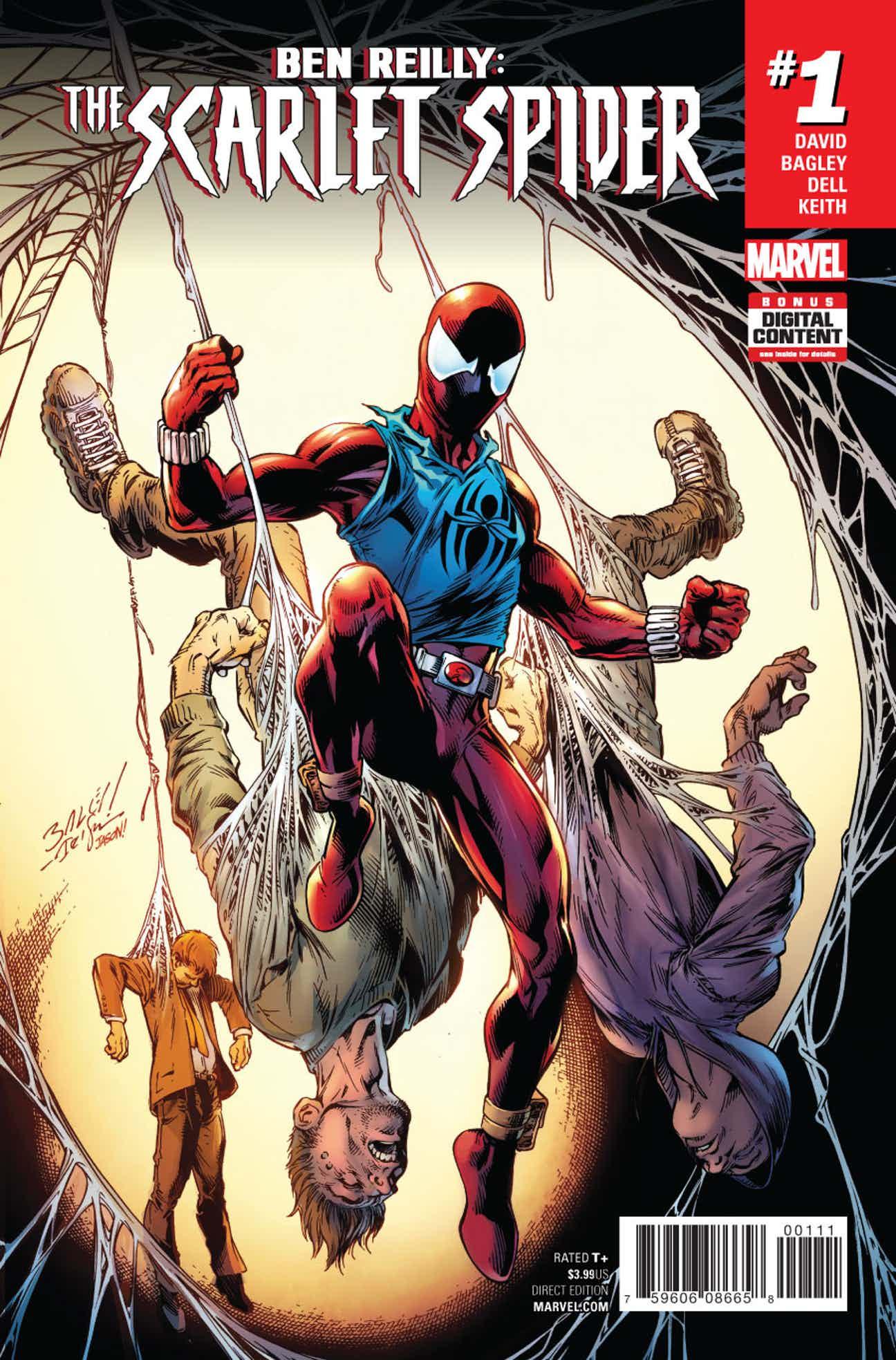 Ben Reilly: Scarlet Spider Vol 1 1