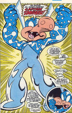 Capitan Zooniverse (Earth-8311)