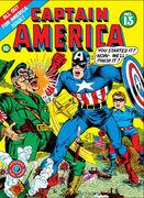 Captain America Comics Vol 1 13