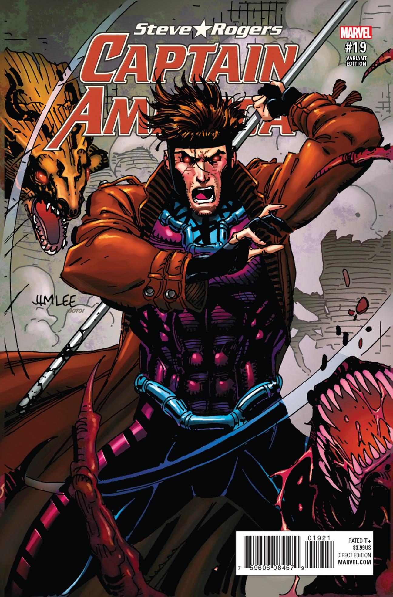 Captain America Steve Rogers Vol 1 19 X-Men Trading Card Variant.jpg
