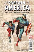 Captain America The 1940's Newspaper Strip Vol 1 1