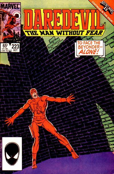 Daredevil Vol 1 223