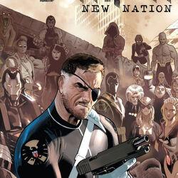 Dark Reign: New Nation Vol 1 1