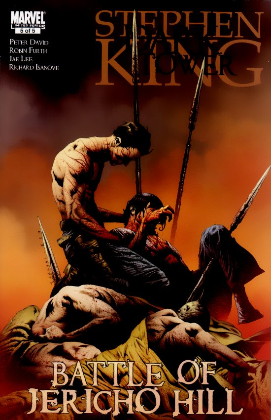 Dark Tower: The Battle of Jericho Hill Vol 1 5