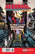 Deadpool Annual Vol 3 1