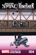 Doctor Strange Punisher Magic Bullets Infinite Comic Vol 1 4