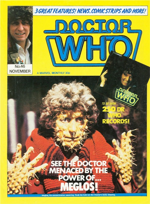 Doctor Who Monthly Vol 1 46