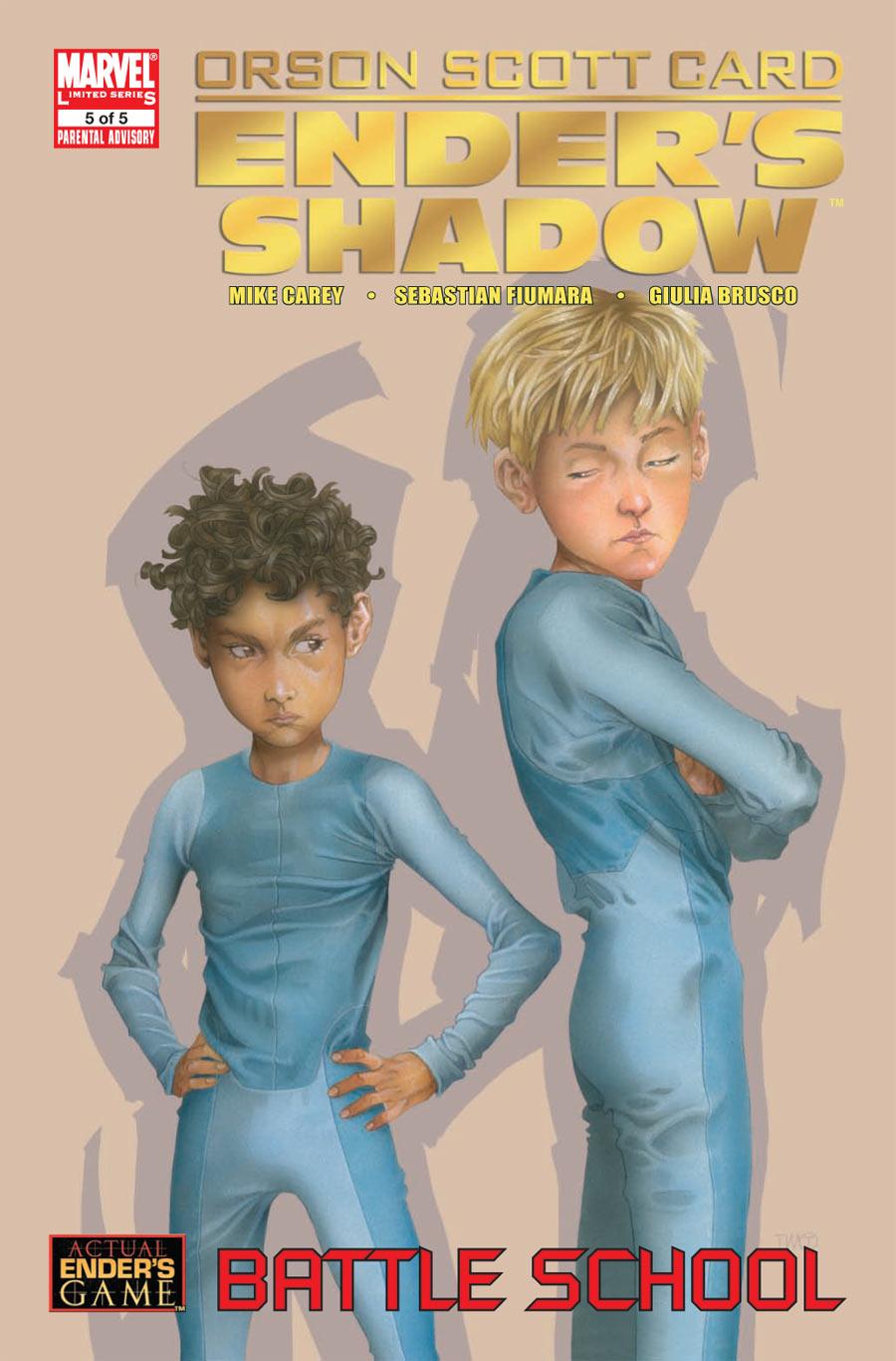 Ender's Shadow: Battle School Vol 1 5