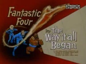 Fantastic Four (1967 animated series) Season 1 7 Screenshot.jpg