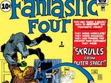 Fantastic Four Vol 1 2