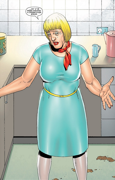Fonzie Patrillo (Earth-616)