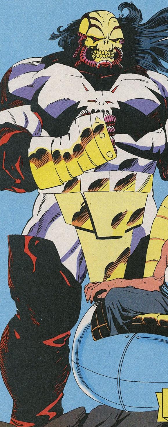Furor (Earth-616)