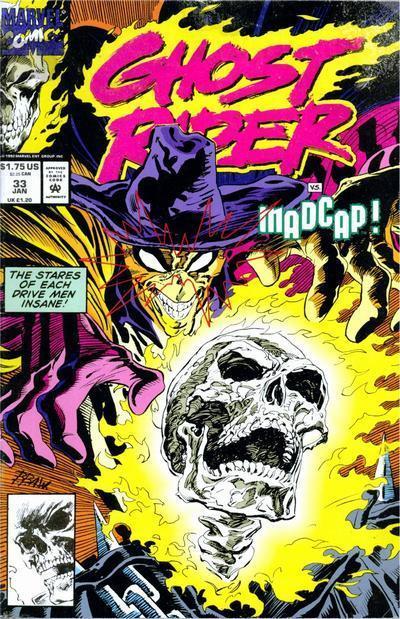 Ghost Rider Vol 3 33