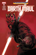 Halloween ComicFest Vol 2017 Darth Maul