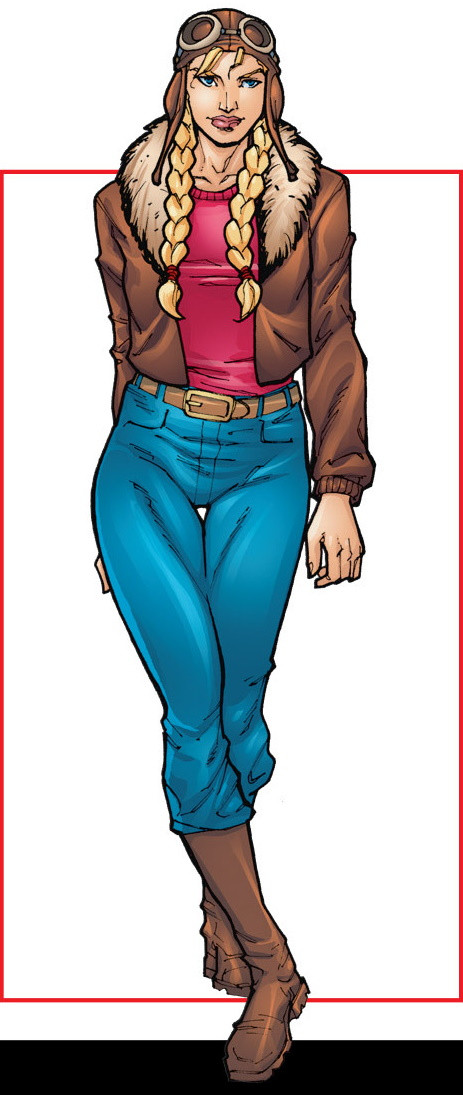 Ilaney Brukner (Earth-616)