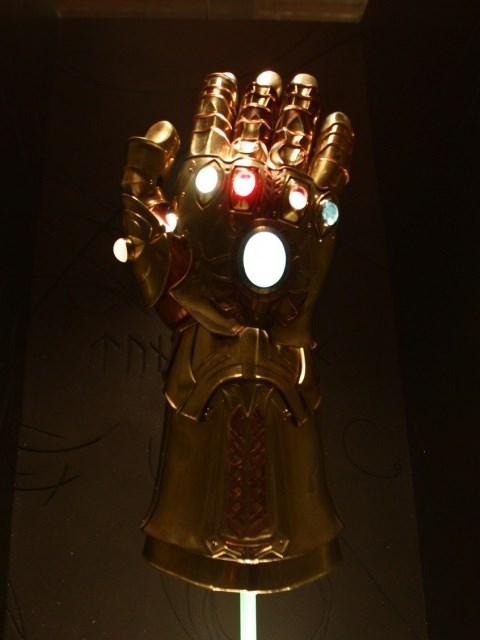Infinity Gauntlet Marvel Filme Wiki Fandom