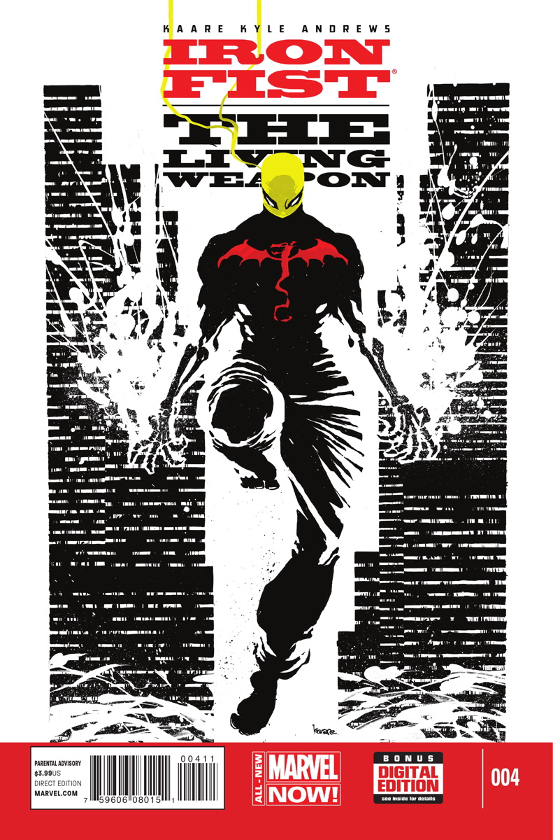Iron Fist: The Living Weapon Vol 1 4