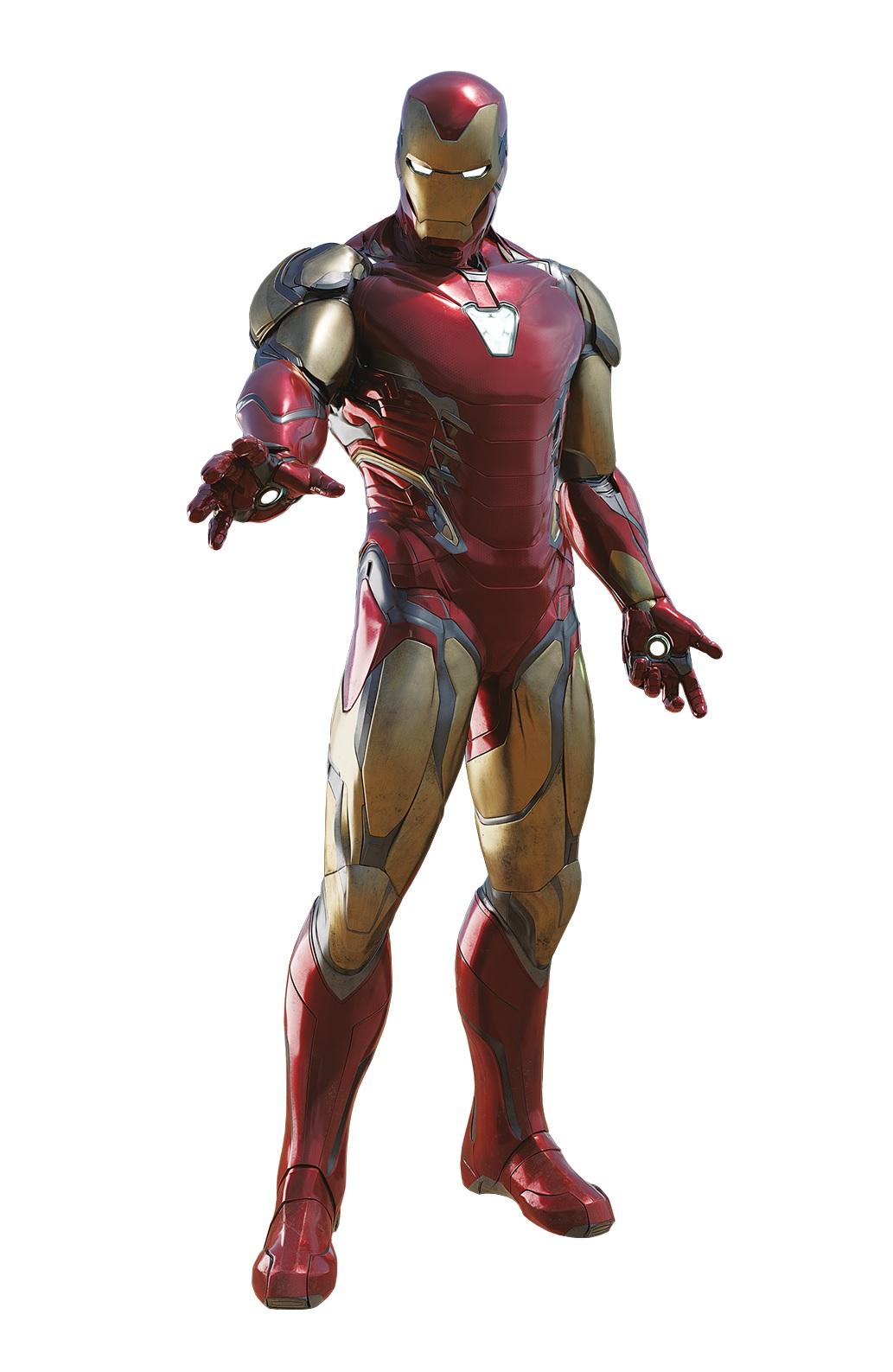 Iron Man Armor MK LXXXV (Earth-199999)