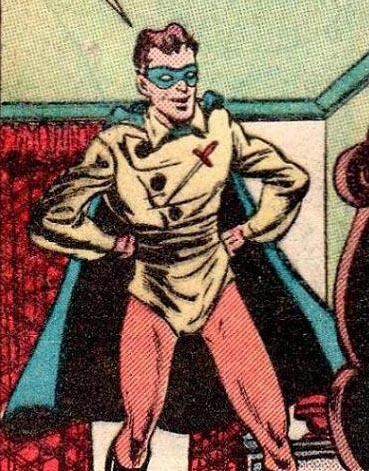 Johnny Revere (Earth-616)