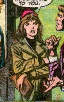 Lorna Zane (Earth-616)
