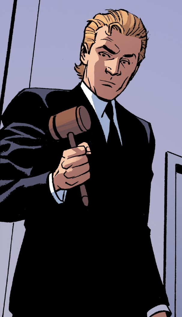 Mr. Baden (Earth-616)