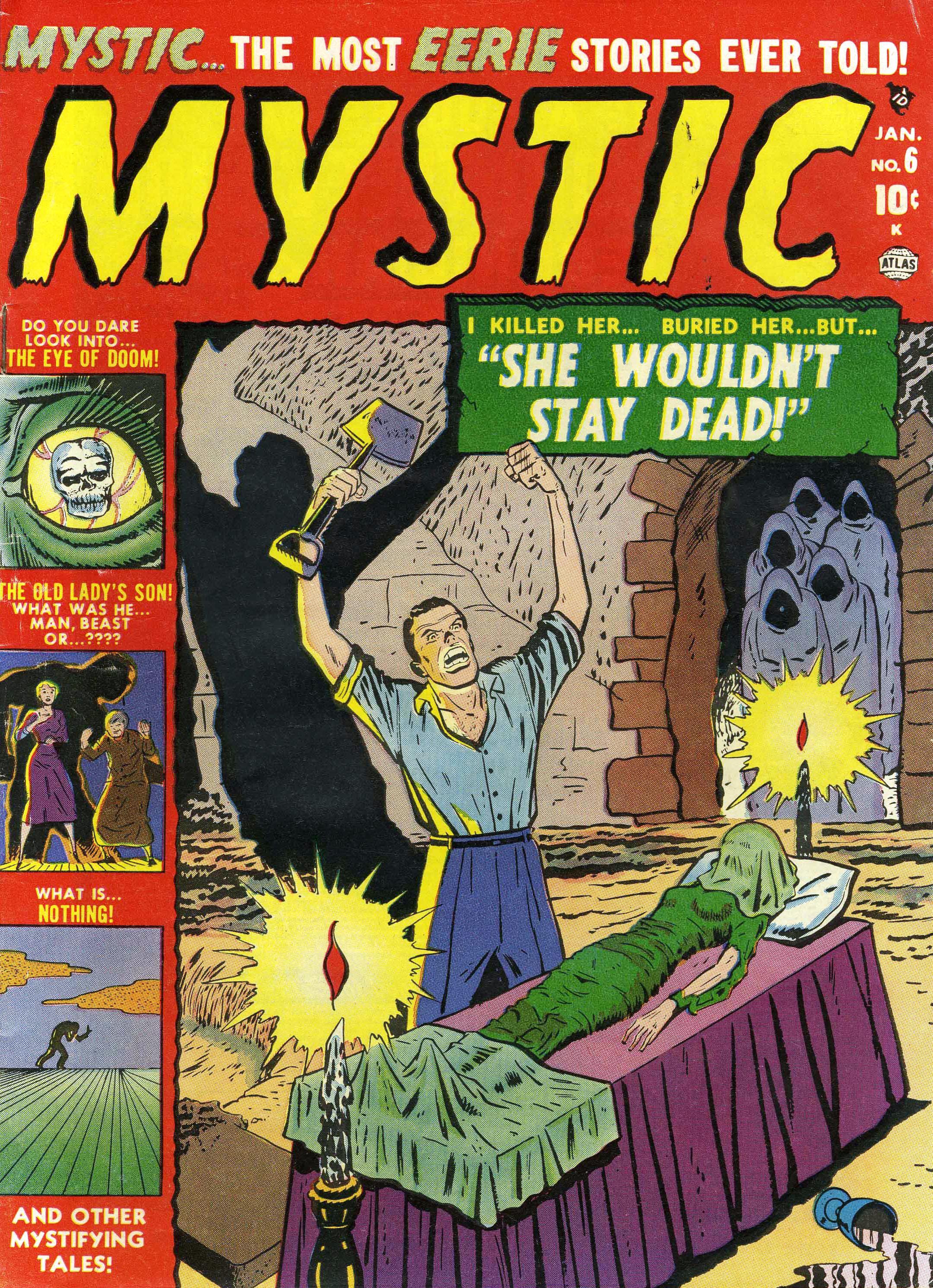 Mystic Vol 1 6