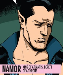 Namor McKenzie (Earth-14105)