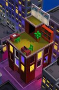 Nelson and Murdock Law Office from Marvel Avengers Academy 001