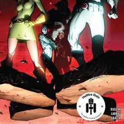 Planet-Size X-Men Vol 1 1