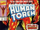 Saga of the Original Human Torch Vol 1 3