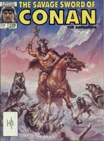 Savage Sword of Conan Vol 1 136