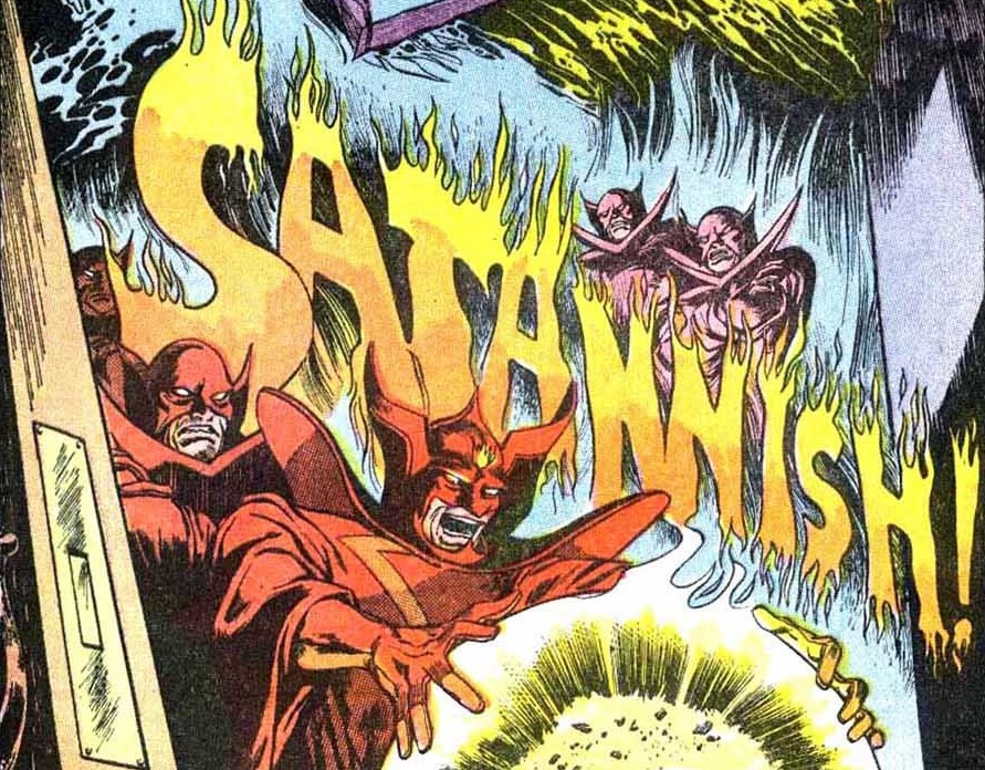 Sons of Satannish (Earth-616)/Gallery