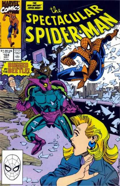 Spectacular Spider-Man Vol 1 164