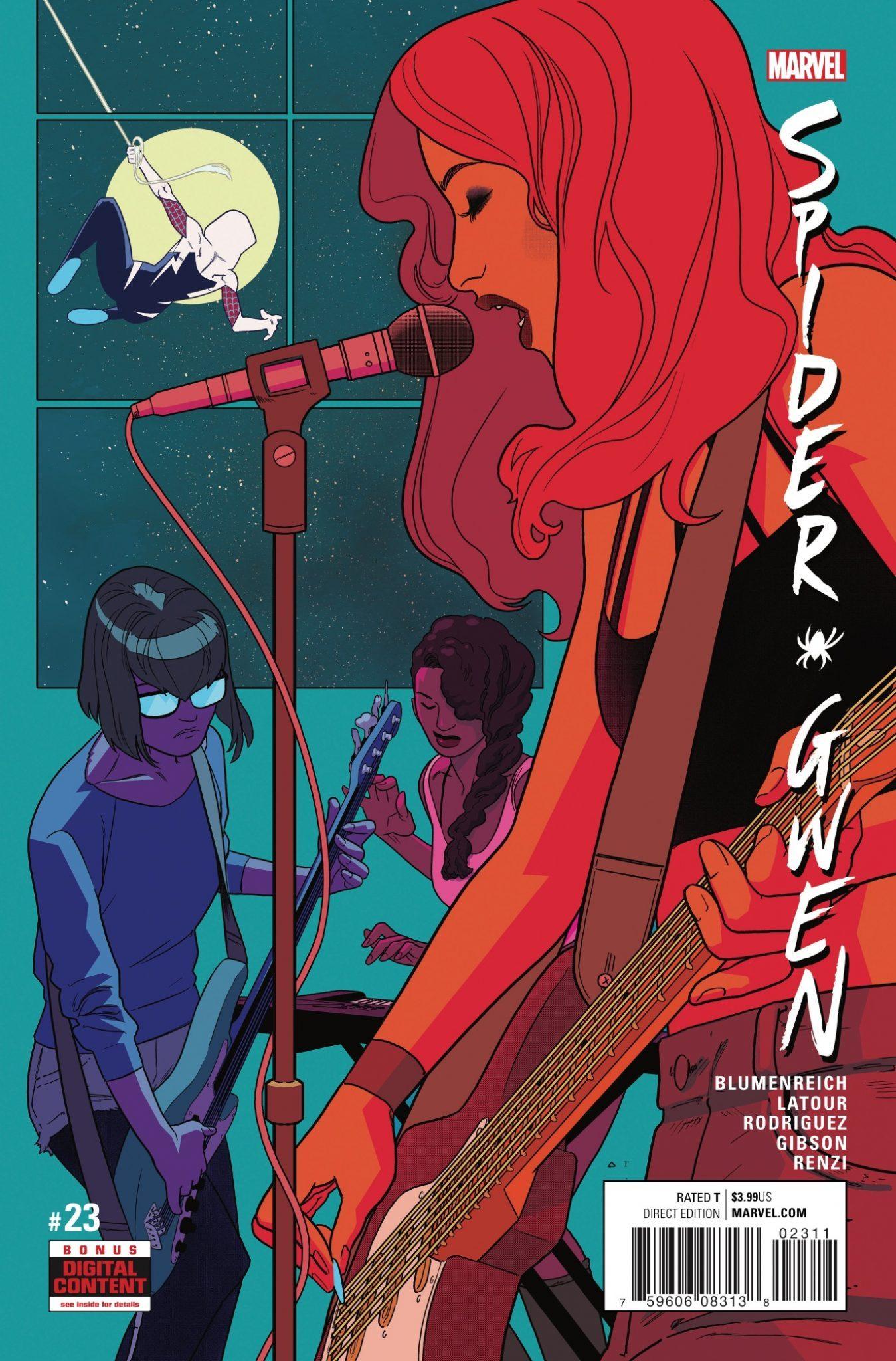 Spider-Gwen Vol 2 23