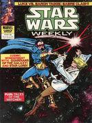 Star Wars Weekly (UK) Vol 1 81